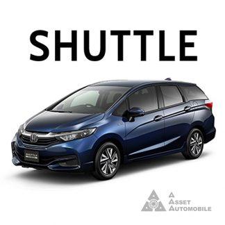 Honda Shuttle Singapore