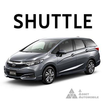 Honda Shuttle Hybrid Singapore