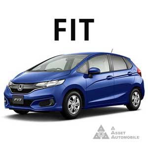 A Asset Automobile Singapore Car Dealer Honda Fit Petrol