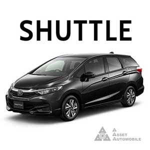 A Asset Automobile Singapore Car Dealer Honda Shuttle Petrol Sensing