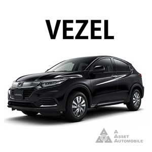 A Asset Automobile Singapore Car Dealer Honda Vezel Petrol Sensing