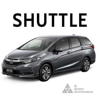 a asset automobile honda shuttle hybrid