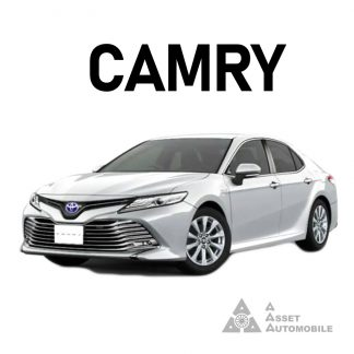 Toyota Camry Hybrid at A Asset Automobile